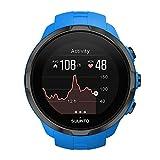 Suunto Spartan Sport Wrist HR, Orologio GPS, Touch Screen a colori, Taglia unica, Blu