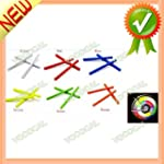 12 PCS Bright Color Bicycle Wheel Spo...