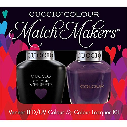 Cuccio Matchmakers Royale Collection 2015 - Nagellack + UV/LED-Gel (jeweils 14 ml) Royale Collection