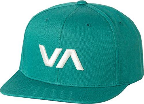 RVCA Mens VA II Snapback Hat