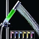 Bellabrunnen Neuheit Multi-Color Ändern-LED Licht-Dusche Kopf-Dusche Wasserhahn-Heisswasserdüse