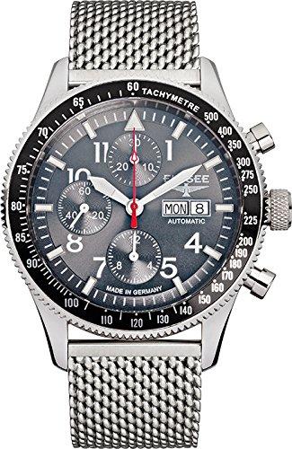 Elysee Mens Watch Executive Executive I automatic chronograph 80530MGREY