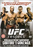 UFC Ultimate Fighting Championship 74 - Respect [2007] [DVD]