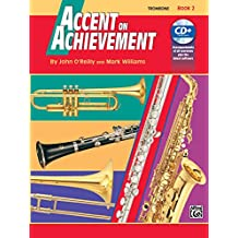 Accent on Achievement, Bk 2: Trombone, Book & CD