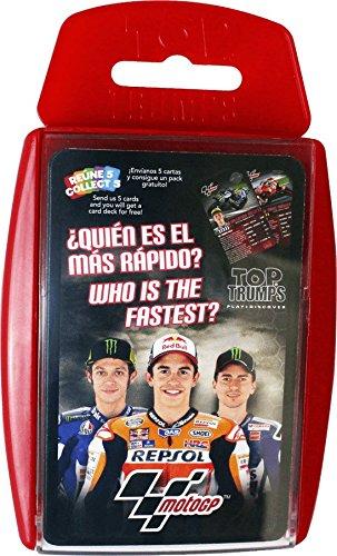 Top Trumps MotoGP (Edición en Castellano)