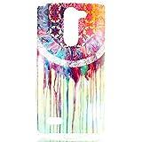 LG Bello TPU Case,Funda de Gel Soft Silicona TPU Carcasa para LG L Bello D335 D331 Back Case Cover[Not for LG Bello II]-Líneas de agua