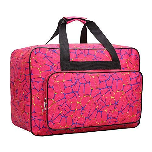 Shoulder Bags - Bolso Hombro Mujer Rojo Rosado