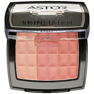 Astor Skinmatch Trio Blush Blusher 3Color, 8.25 g