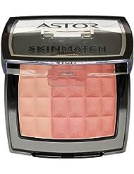 Astor SkinMatch Blush, Farbe 2 Peachy Coral, 8,25 g