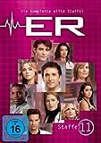 E.R. - Emergency Room Staffel 11 (6 DVDs)