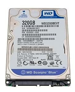 """Dell disque dur pour ordinateur portable dell latitude e6430 serie 2,5 """"320Go sATA iI"""