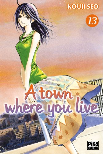 A Town where you live Vol.13