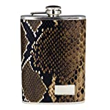 #7: Anni Creations Stainless Steel Hip Flask (260 ml)