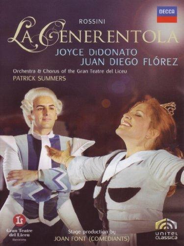 Rossini: La Cenerentola by Juan Diego Flórez