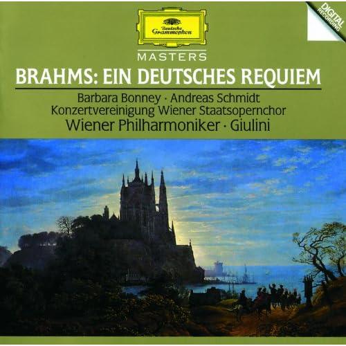 """Brahms: Ein deutsches Requiem, Op.45 - 2. Chor: """"Denn alles Fleisch, es ist wie Gras"""""""