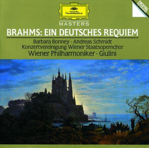 Brahms: Ein deutsches Requiem,...