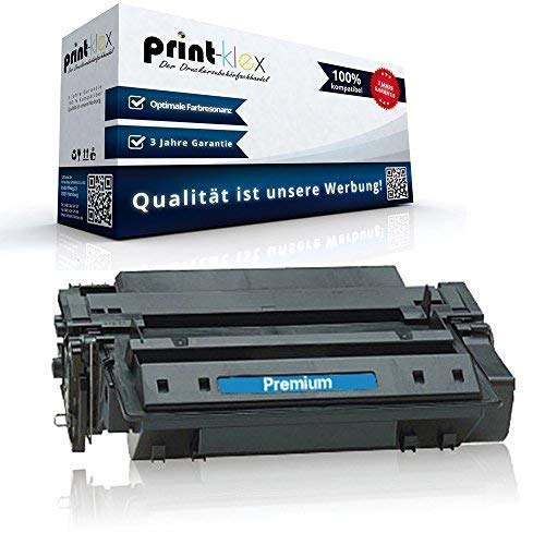 XXL Toner für HP LaserJet M3027MFP M3027XMFP M3035MFP M3035XSMFP P3003dn P3003x P3004 P3004d P3004n P3005 P3005D P3005DN P3005N P3005X Q7551X HP 51A HP 51X HP51A HP51X Black 15000 Seiten XL - Hp P3005n Laserjet Toner