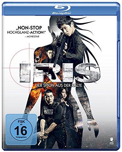 Iris - Der Spion aus der Kälte - Mission Blu-ray Impossible Die