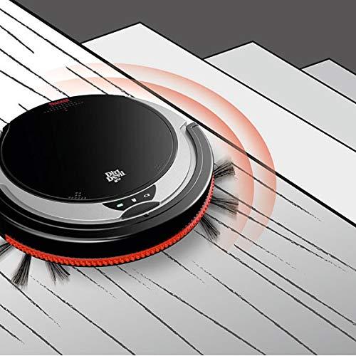 Dirt Devil M613 Staubsauger Roboter,beutellos 0.24l, schwarz, rot - 3