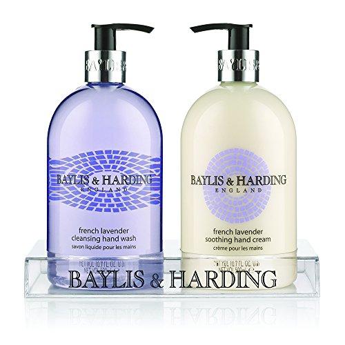 Baylis e Harding Mosaico francese Lavanda 2 bottiglie ricavate all
