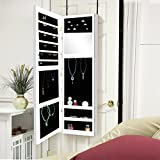 rulote-armario-joyero-en-espejo-rflchie-rlt02-con-diseo-elegante-suspendida-sobre-el-muro-Insert-terciopelo-negro-y-marco-exterior-color-blanco