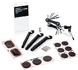 Fahrrad Werkzeuge, Reparatur Set von Camden Gear. Fahrrad-Multitool, Zubehör 16 in 1 Multifunktionswerkzeug Fahrradwerkzeug