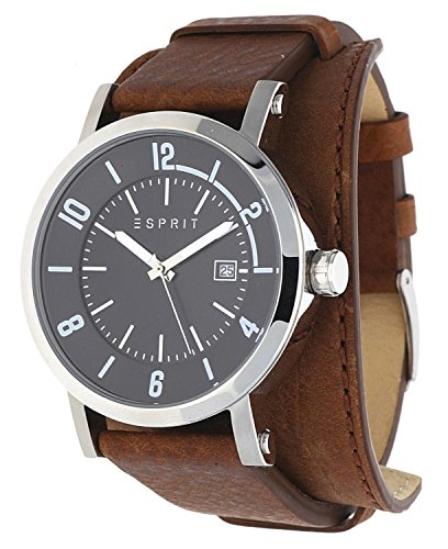 Esprit Men Watch Archie cuff brown ES108031003