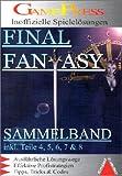 Final Fantasy Sammelband Teil 4 bis 8