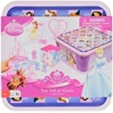 Disney Princess Tub Full Of 3 Magical Games Checkers Mouse Toss Old Maid Age 3+