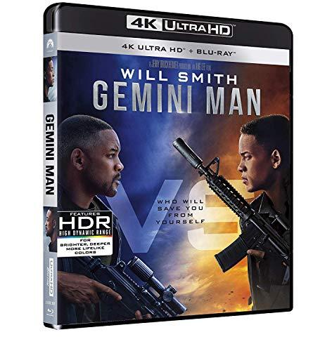 Gemini Man - 4K Ultra Hd + Blu-Ray  (2 Blu Ray)