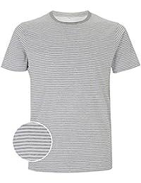 EarthPositive - Unisex Organic T-Shirt gestreift