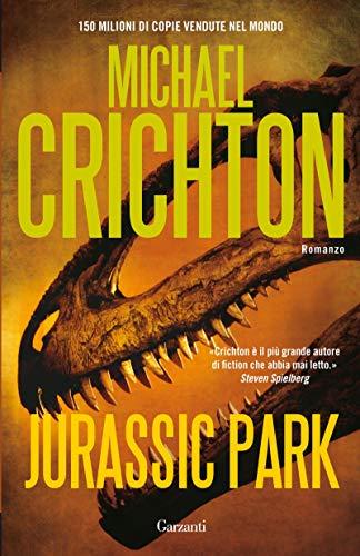 Jurassic park ebook michael crichton m t marenco a pagnes