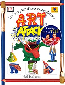 """Afficher """"Art attack"""""""