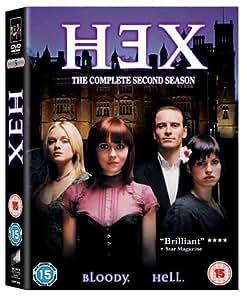 Hex - Season 2 [5 DVDs] [UK Import]