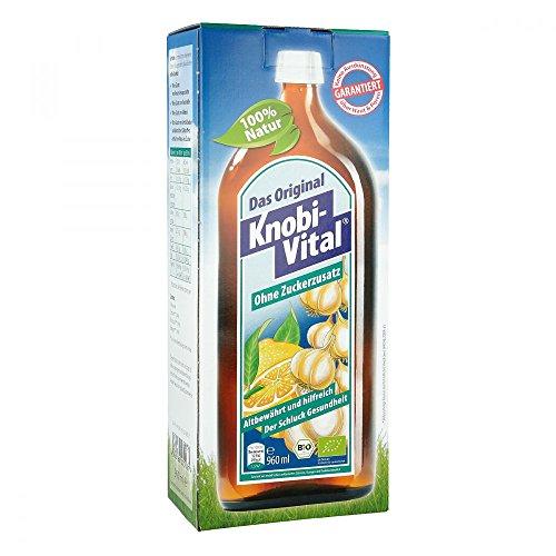 Knobivital ohne Zuckerzusatz 960 ml