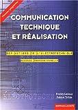 Image de Communication technique et réalisation BEP électrotechnique 2nde professionnelle