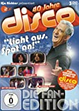 40 Jahre disco 'Licht aus, Spot an!' (Die Fan-Edition) (+ exklusiver Bonus-CD) [3 DVDs]