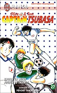 Captain Tsubasa - Olive et Tom Edition simple Tome 27