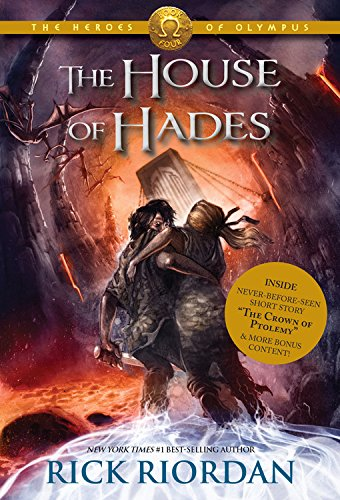 The House of Hades (Heroes of Olympus, The, Book Four)