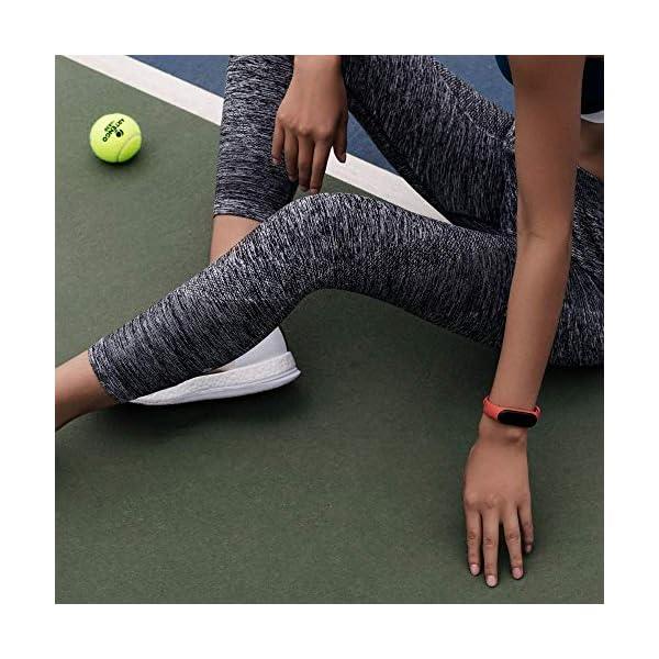 Xiaomi Mi Band 3 - Pulsera de actividad, Pantalla 0.78'' full OLED táctil, Notificaciones, Sumergible 50m, Mide calorías, pasos y sueño, Negro 8