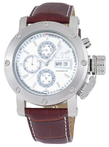 Hugo von Eyck Gents automatic watch Toliman HE303-115