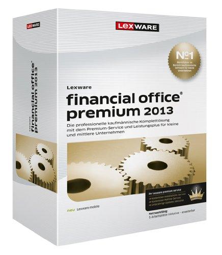 Lexware Financial Office Premium 2013 Update (Version 13