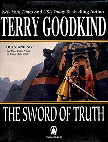 The Sword of Truth Boxed Set II, Books 4-6: Temple of the Winds / Soul of the Fire / Faith of the Fallen