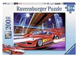 ravensburger rapide voiture de sport puzzle longes jeux et jouets. Black Bedroom Furniture Sets. Home Design Ideas
