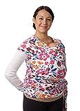 Boba Wrap - Fular portabebés, multicolor