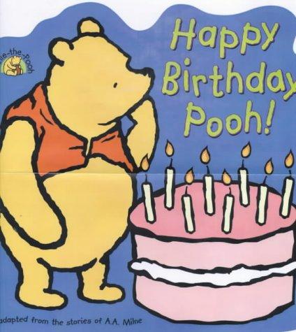 Happy birthday Pooh!