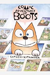 Comic Adventures of Boots Hardcover