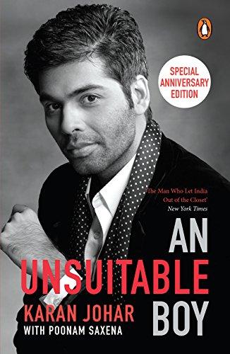 Unsuitable Boy (English Edition) por Karan Johar