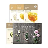 #3: The Face Shop Brightening Masksheet Combo
