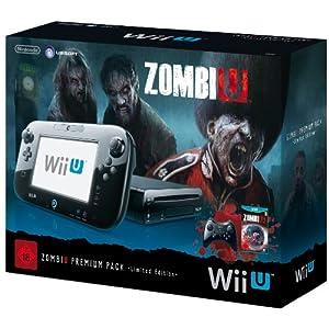 Wii U – Konsole, ZombiU Premium Pack – Limited Edition
